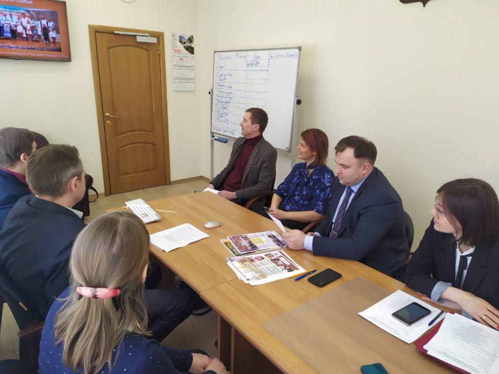 Федерация семей подписала соглашение о сотрудничестве с администрацией Г.О. Власиха